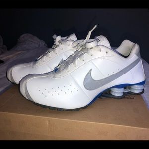Men's Nike Shox shoes